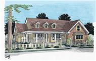 Main image for house plan # 5868