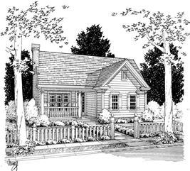 House Plan #178-1109