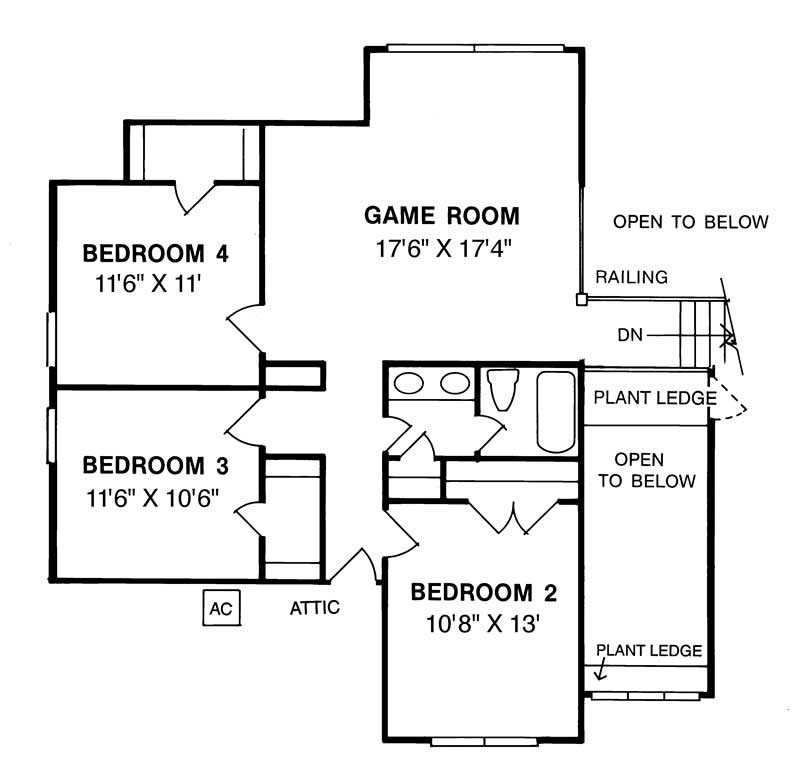 home floor plans with pictures traditional house plans home design formosa 5350 24022