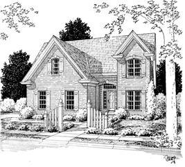 House Plan #178-1137