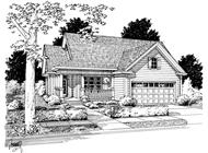 Main image for house plan # 5421