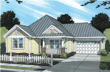 Main image for house plan # 11721