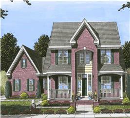 House Plan #178-1151