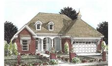 Main image for house plan # 11776