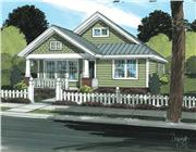 View house Plan#178-1174