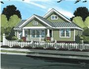 View house Plan#178-1175