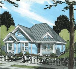 House Plan #178-1179