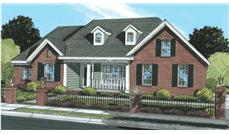 Main image for house plan # 11748