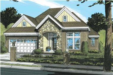Main image for house plan # 11752