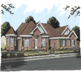 House Plan #178-1192