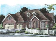 Main image for house plan # 11785