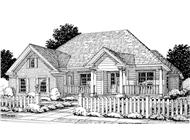 Main image for house plan # 11789