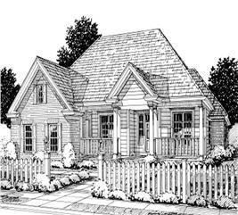 House Plan #178-1211