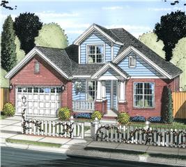 House Plan #178-1226