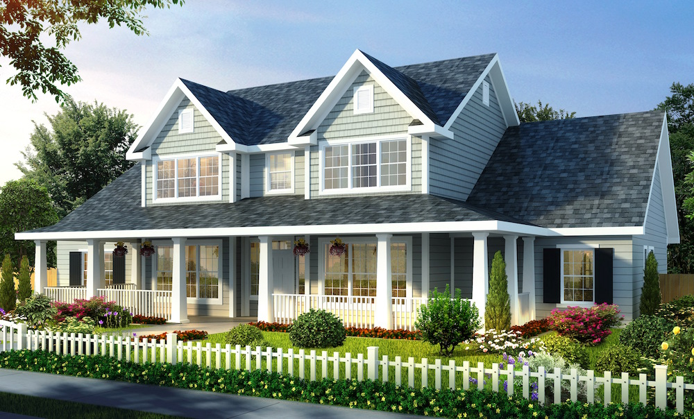 Farmhouse House Plan 178 1257 4 Bedrm 2481 Sq Ft Home Plan
