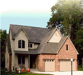 House Plan #178-1334