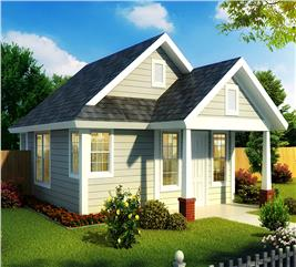 House Plan #178-1344