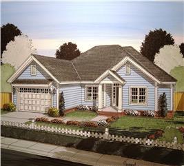 House Plan #178-1349