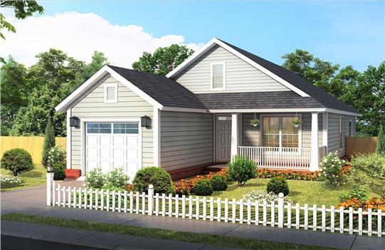 House Plan #24395
