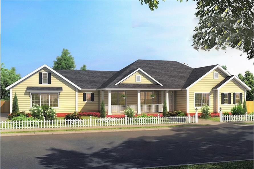 3-Bedroom Country Ranch Plan with 2 Baths, 1639 Sq Ft - #178-1379 on ranch home plans with carport, ranch home plans with pool, ranch home plans with cathedral ceilings, ranch home plans with wrap around porch, ranch home plans with open floor plan, ranch home plans with walkout basement, ranch home plans with office, ranch home addition plans, ranch style home plans with basement, ranch home plans with study, ranch home plans with large kitchen, ranch home plans with loft, room addition above two car garage, ranch home plans with multiple gables,