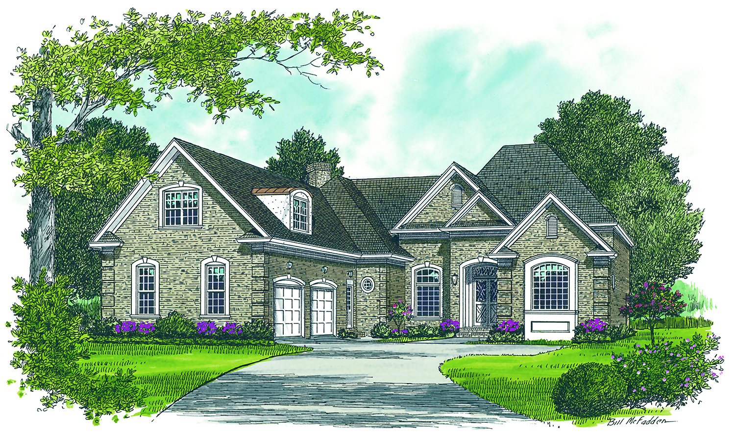 2700 Sq Ft Ranch House Plan 180 1011 3 Bedrm Home