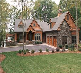 House Plan #180-1020