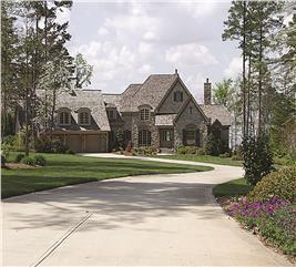 House Plan #180-1021
