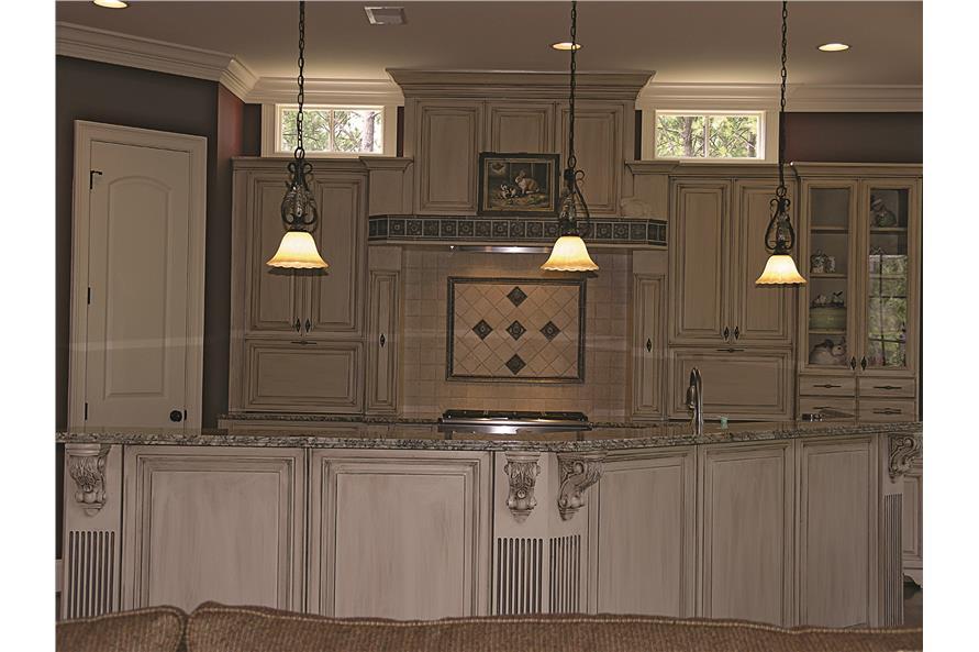 180-1025: Home Interior Photograph-Kitchen
