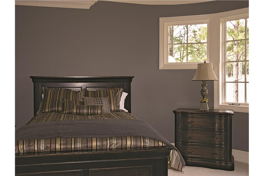 180-1025: Home Interior Photograph-Master Bedroom