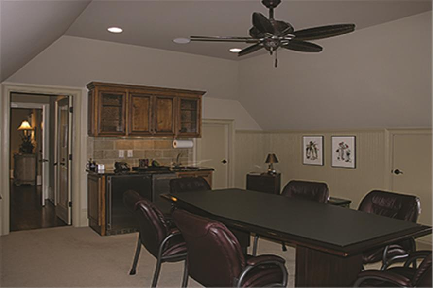 Dining Room of this 5-Bedroom,6589 Sq Ft Plan -6589