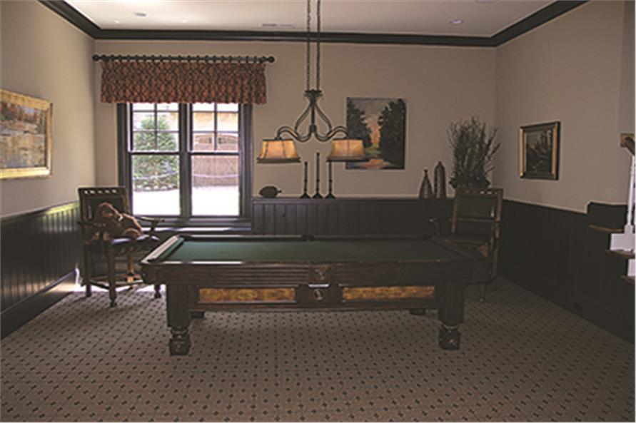 180-1028: Home Interior Photograph-Playroom