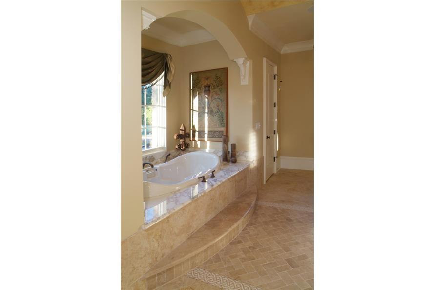 Master Bathroom of this 7-Bedroom,8933 Sq Ft Plan -8933