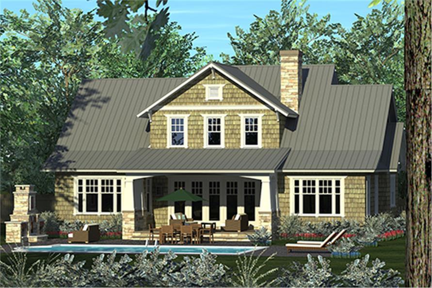 180-1046: Home Plan Rendering