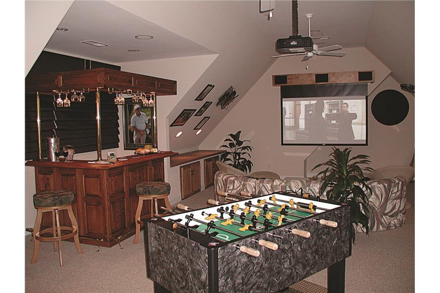 180-1047: Home Interior Photograph - Bonus Room