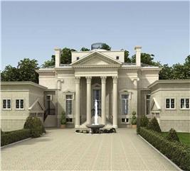 House Plan #182-1004