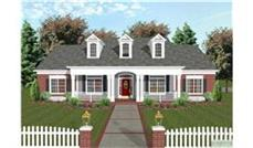 View New House Plan#182-1008