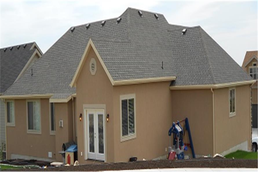 Home Exterior Photograph of this 5-Bedroom,2053 Sq Ft Plan -2053