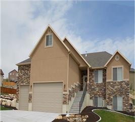 House Plan #187-1002