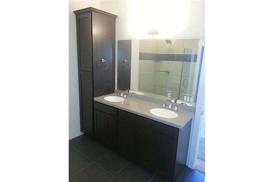 Master Bathroom: Sink/Vanity of this 6-Bedroom,2343 Sq Ft Plan -187-1003