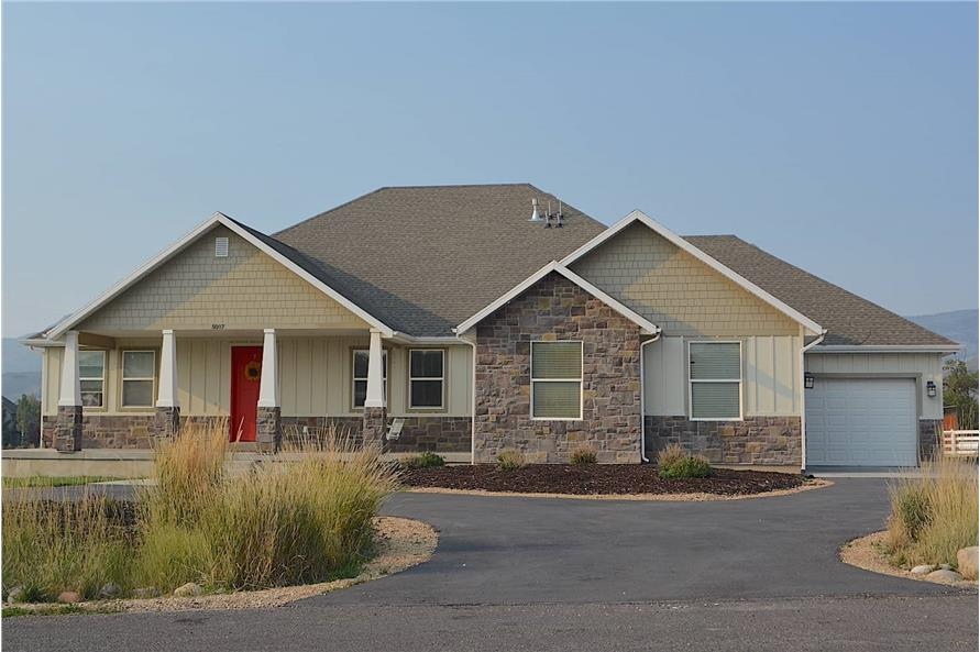 3-6 Bedroom, 2343–4651 Sq Ft Craftsman Home - Plan #187-1003 - Main Exterior