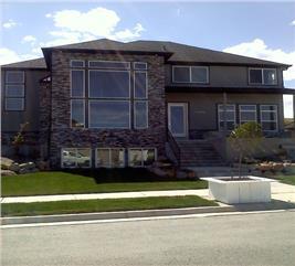 House Plan #187-1005