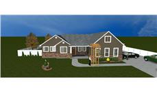 View New House Plan#187-1008