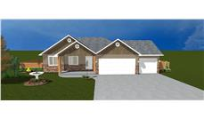 View New House Plan#187-1020