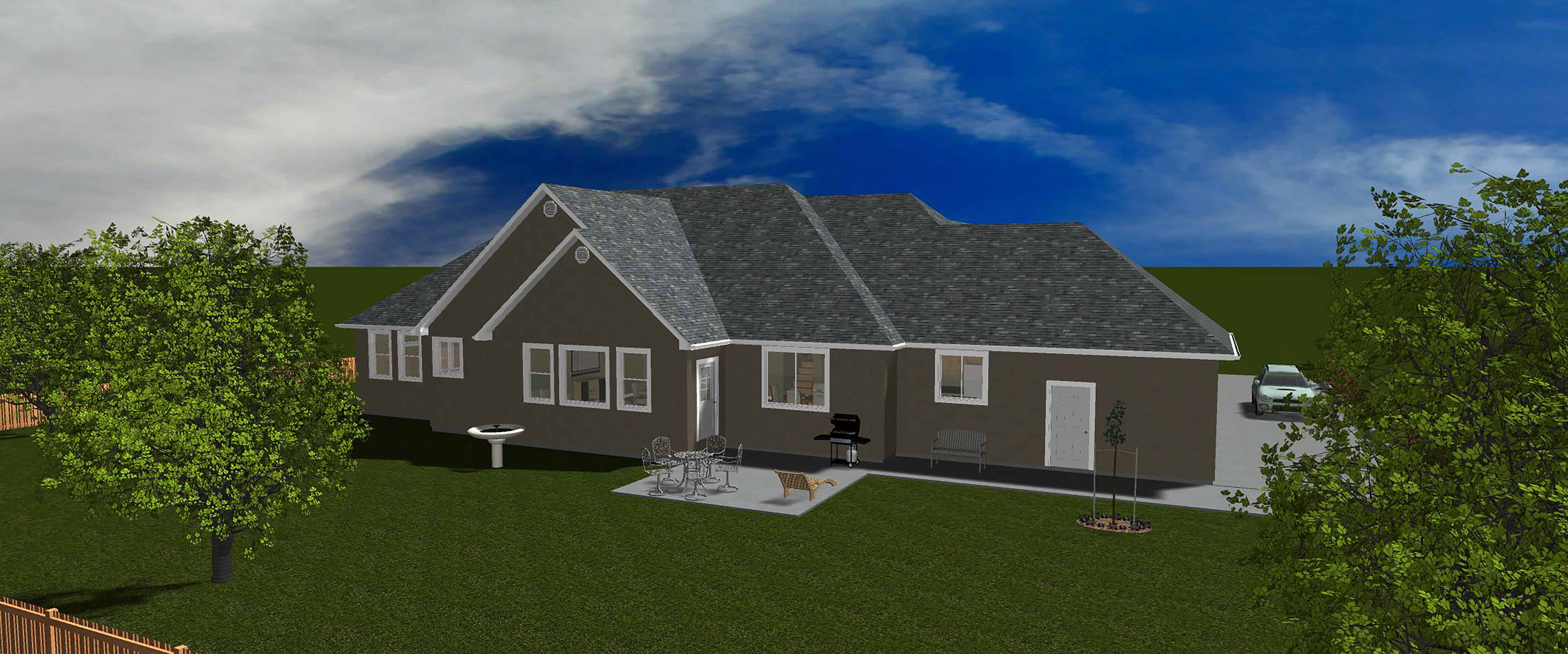 House Plan 187 1031 5 Bdrm 2 576 Sq Ft Traditional Home
