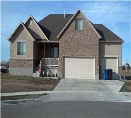 House Plan #187-1045