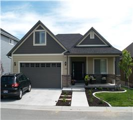 House Plan #187-1055