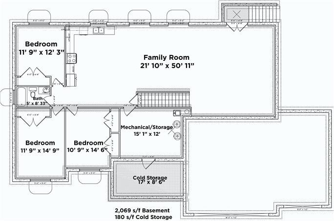 ... 187 1072: Floor Plan Basement