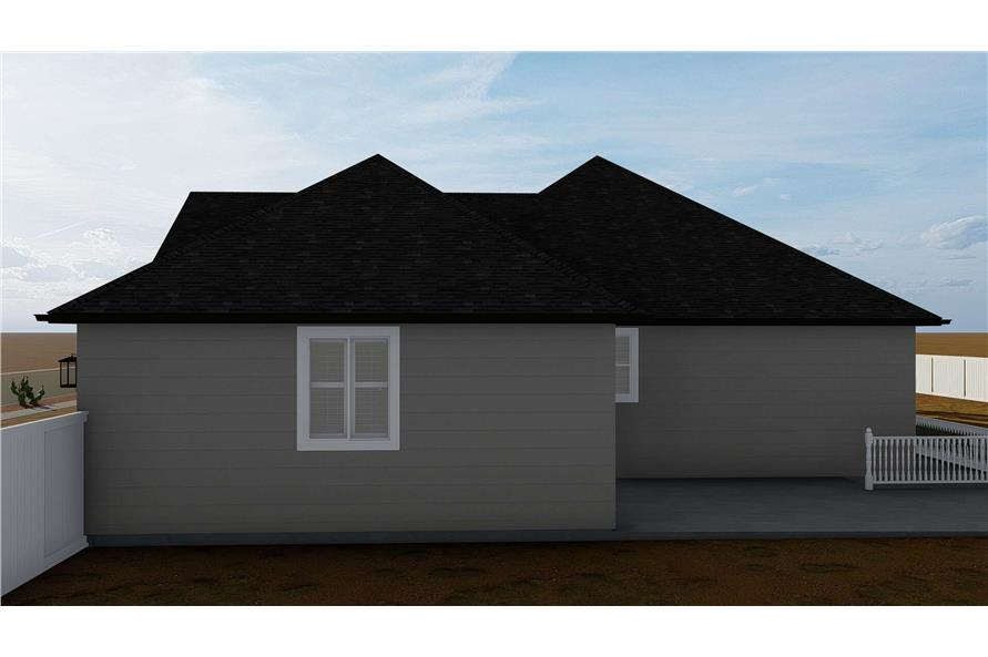 Left View of this 3-Bedroom,2085 Sq Ft Plan -2085