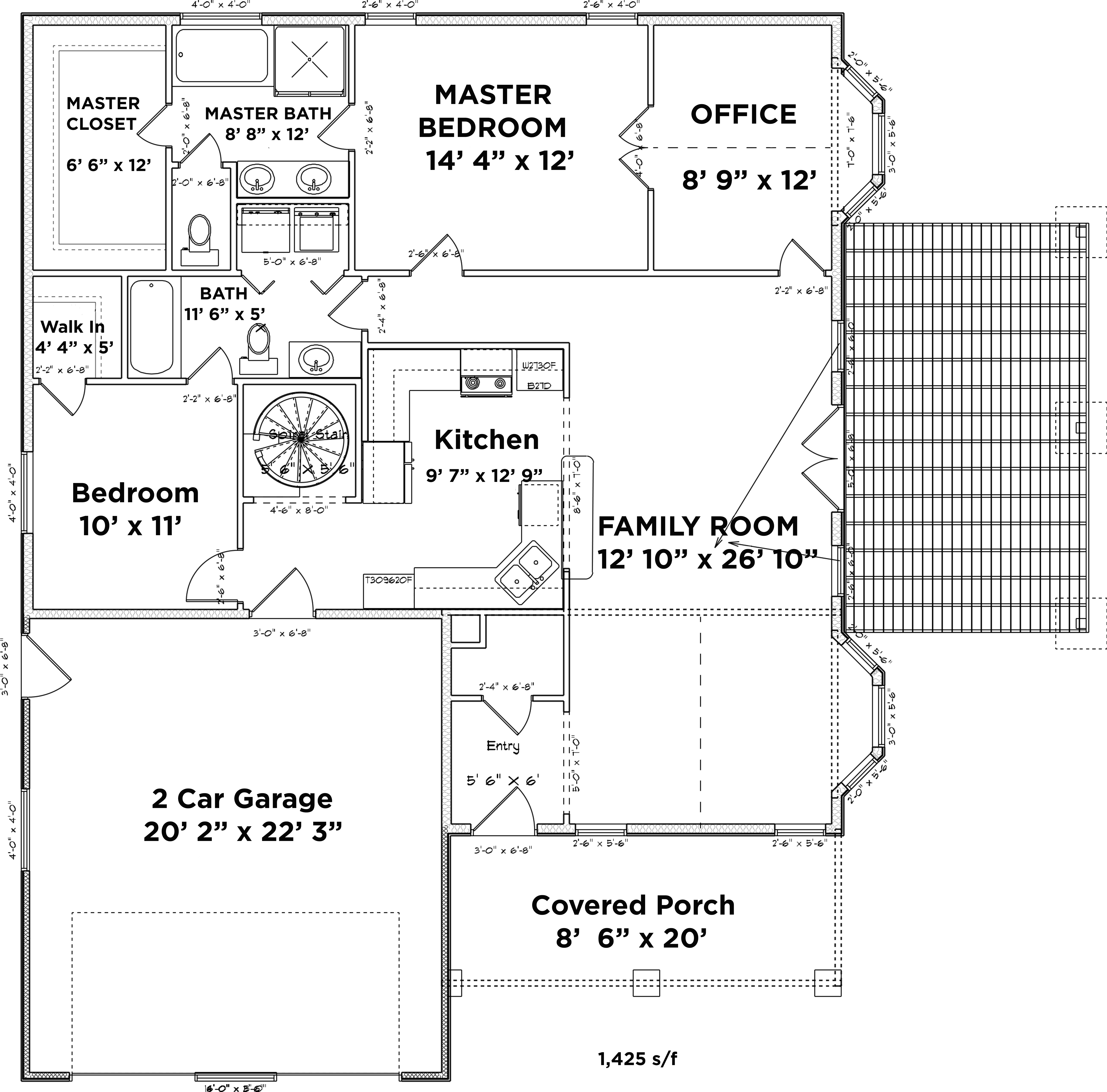 House plan 187 1120 5 bdrm 1 833 sq ft traditional home for 1120 westchester place floor plan