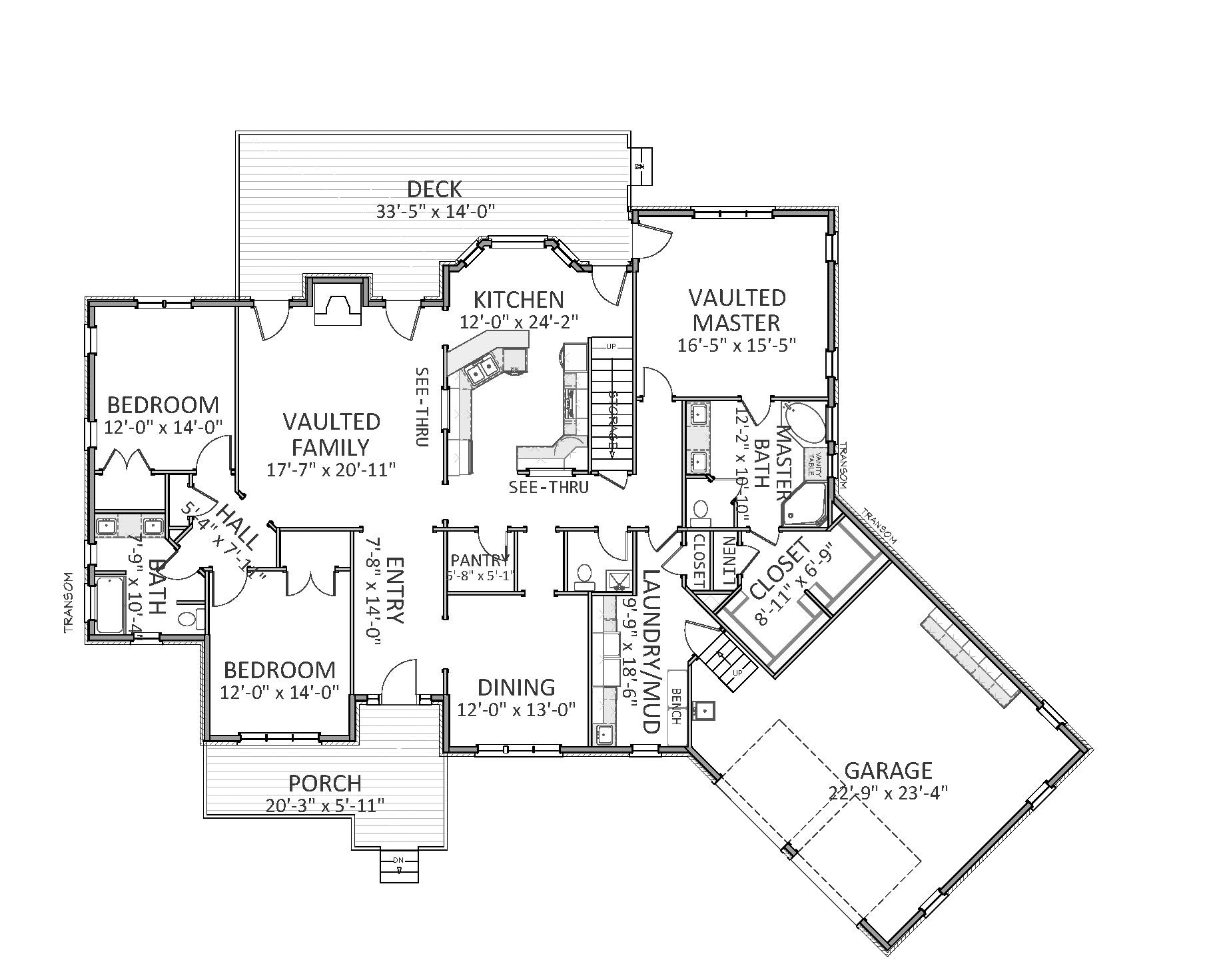 House plan 189 1000 3 bdrm 2 549 sq ft colonial home for 1000 sq ft house plans first floor